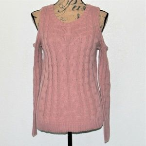 Hippie Rose Cold Shoulder Rose Extra Small
